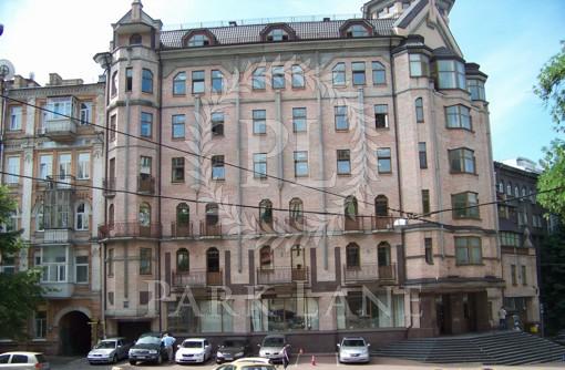 Отдельно стоящее здание, Хмельницкого Богдана, Киев, J-29309 - Фото