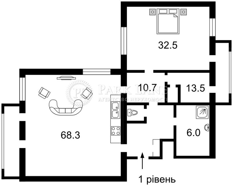 Квартира Перемоги просп., 105, Київ, X-24306 - Фото 2