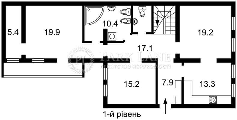 Квартира ул. Нижний Вал, 33г, Киев, J-21227 - Фото 2