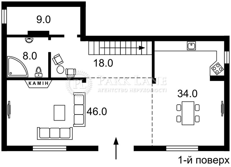 Дом Круглик, X-24615 - Фото 1