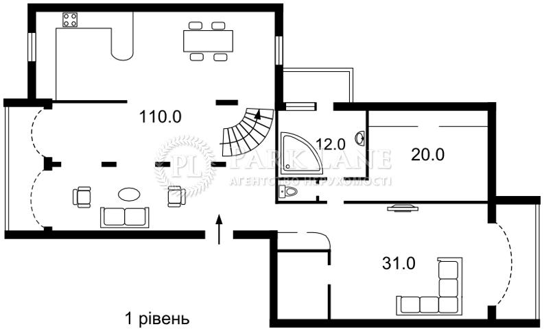 Квартира K-21587, Никольско-Слободская, 6а, Киев - Фото 5