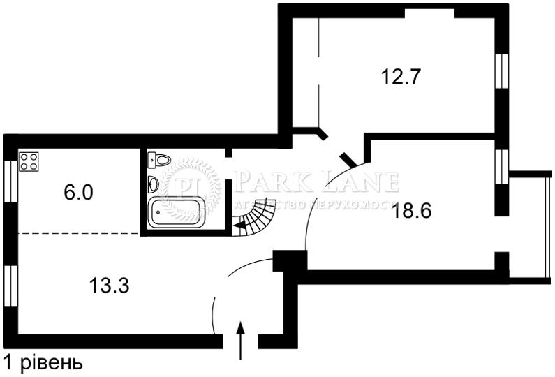 Квартира ул. Пушкинская, 9б, Киев, R-12340 - Фото 2