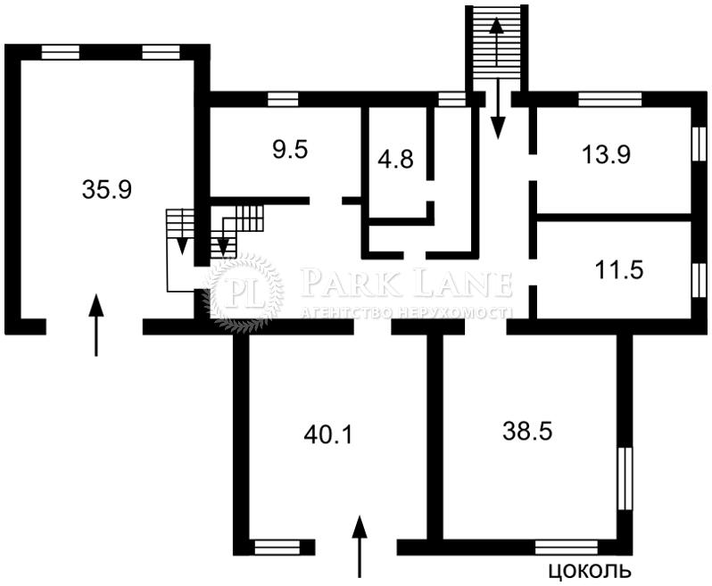 Дом Козин (Конча-Заспа), I-23231 - Фото 2