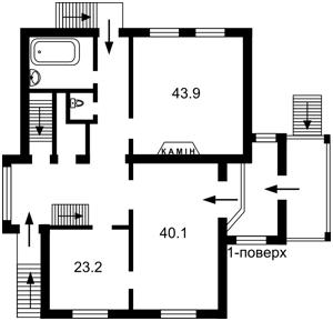 Дом I-23231, Козин (Конча-Заспа) - Фото 3