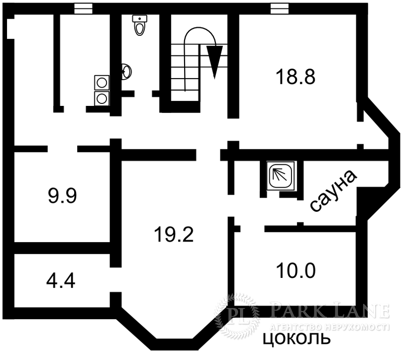 Дом ул. Рыльского Максима, Киев, Z-233764 - Фото 2