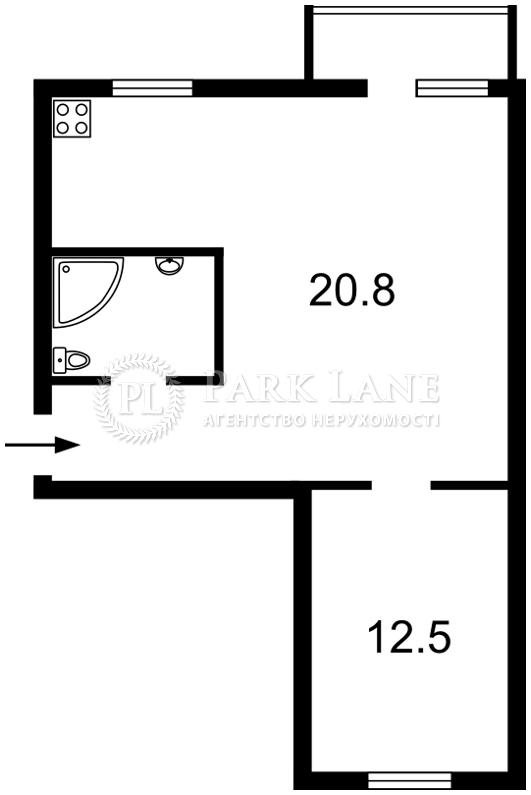 Квартира ул. Лаврская, 8, Киев, X-26153 - Фото 2