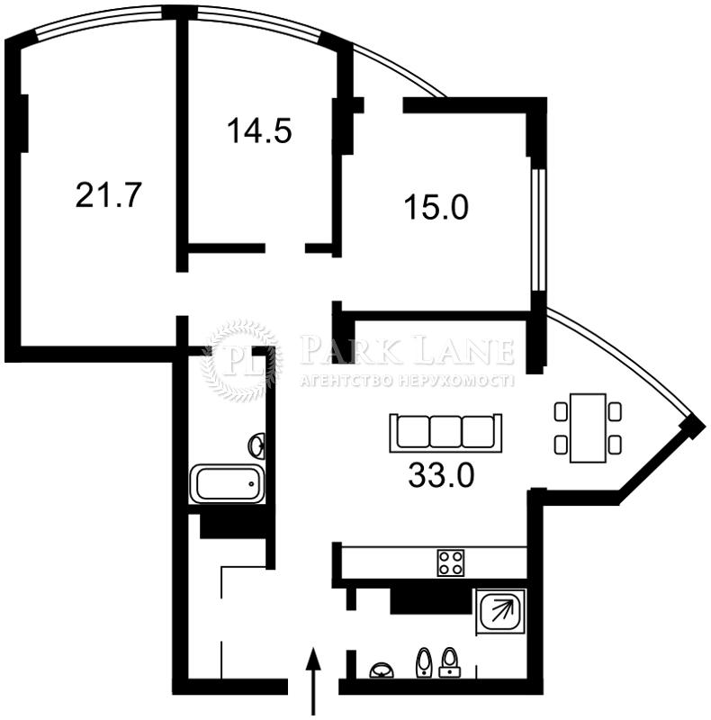 Квартира B-91021, Глибочицька, 32в, Київ - Фото 5