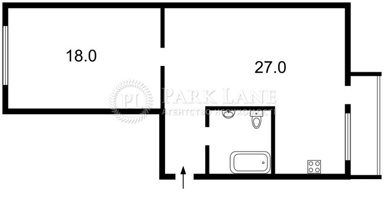 Квартира ул. Резницкая, 11, Киев, X-26499 - Фото 2