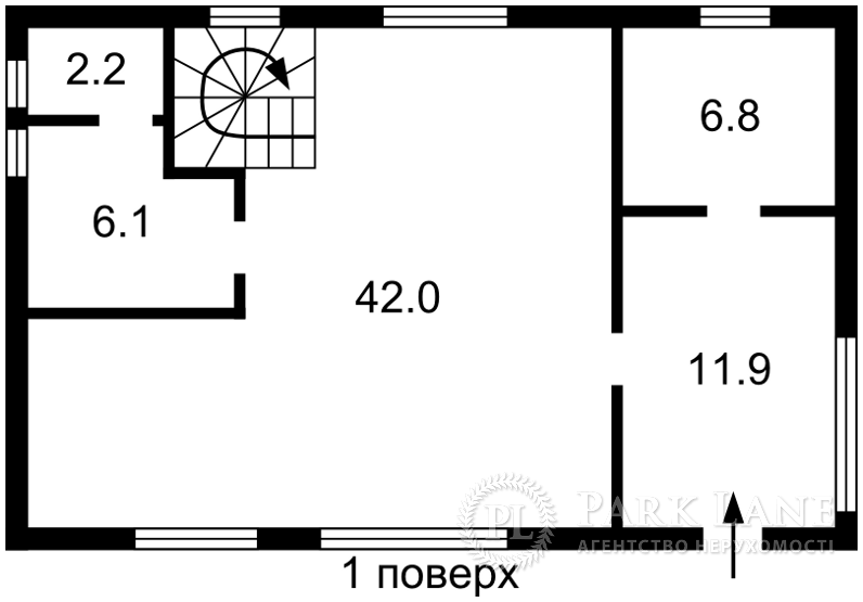 Будинок Підгірці, Z-1218269 - Фото 1
