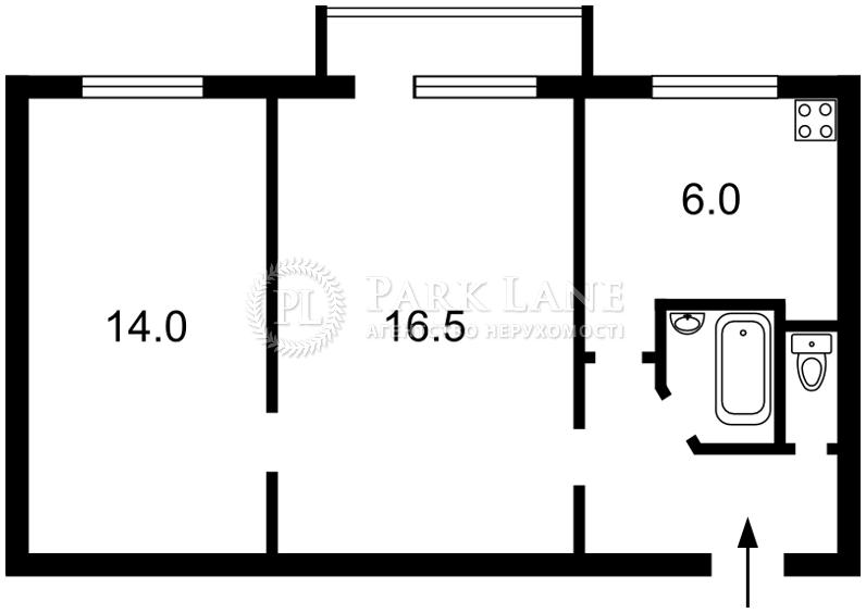 Квартира ул. Франко Ивана, 8/10, Киев, X-5441 - Фото 2