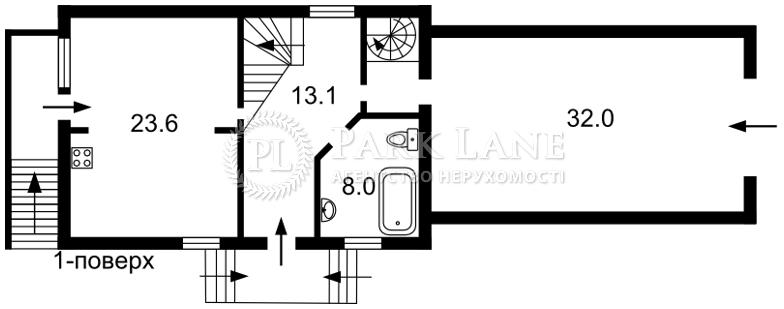 Дом Ирпень, Z-1650348 - Фото 2