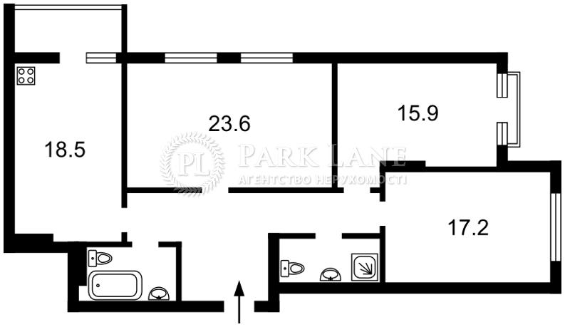 Квартира J-21526, Демеевская, 14, Киев - Фото 6