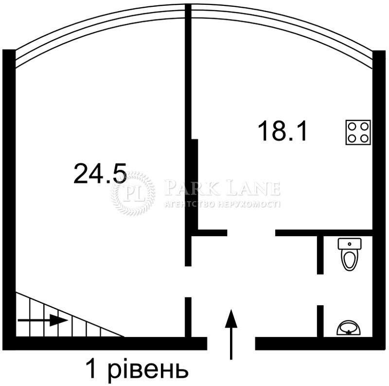Квартира ул. Вильямса Академика, 5, Киев, X-28252 - Фото 2