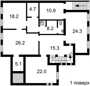 Дом X-25419, Организаторская, Киев - Фото 2