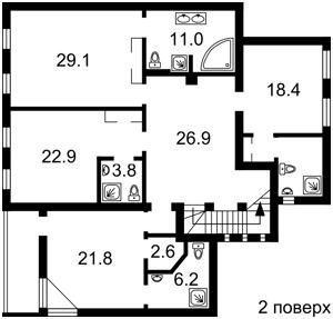 Дом X-25419, Организаторская, Киев - Фото 3