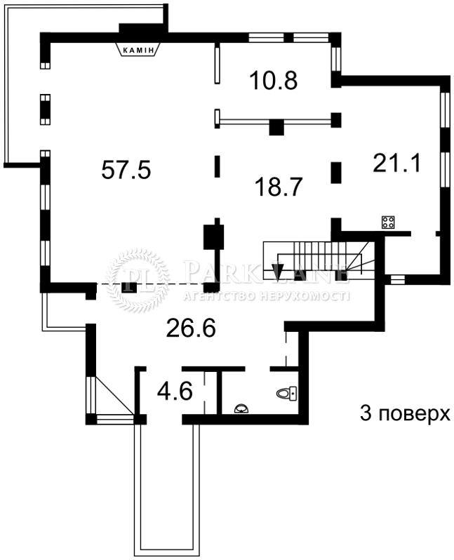 Будинок вул. Організаторська, Київ, X-25419 - Фото 4