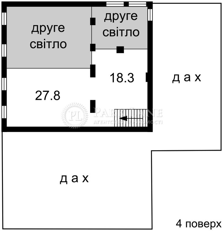 Будинок вул. Організаторська, Київ, X-25419 - Фото 5