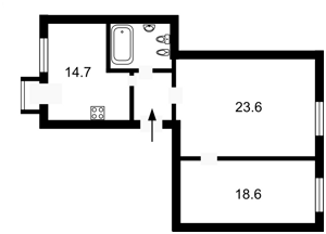 Квартира B-91597, Банковая, 1/10, Киев - Фото 3