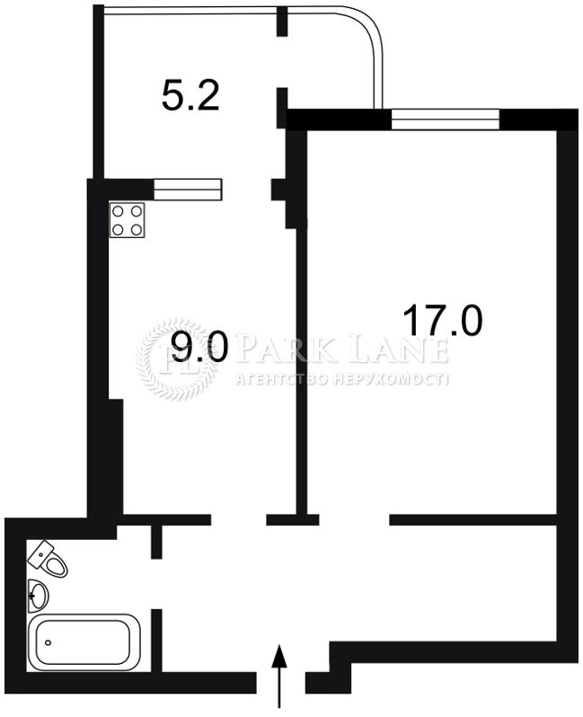 Квартира ул. Кондратюка Юрия, 7, Киев, X-23568 - Фото 2