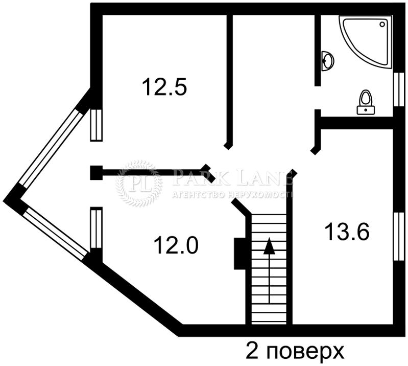 Дом ул. Паустовского, Киев, N-8066 - Фото 3