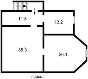 Дом Z-1524911, Вишневая, Буча (город) - Фото 3