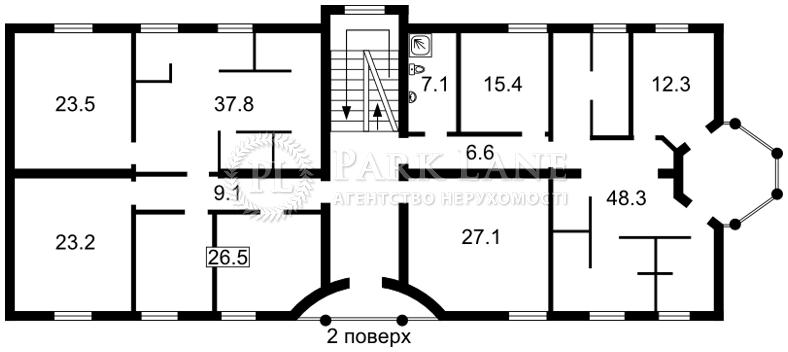 Офис, ул. Каменяров, Киев, Z-597534 - Фото 4