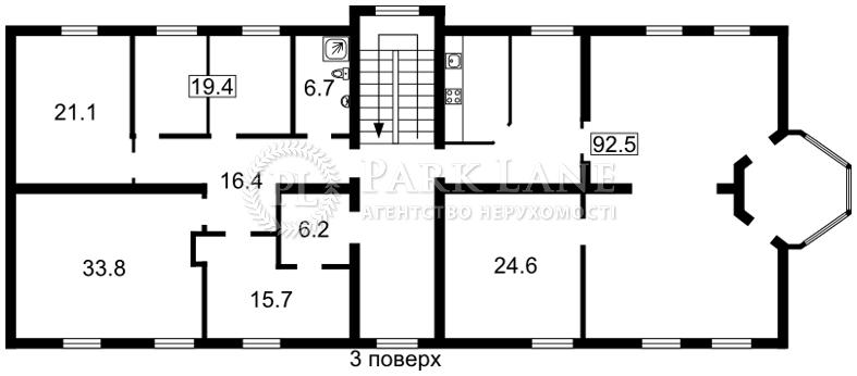 Офис, ул. Каменяров, Киев, Z-597534 - Фото 5