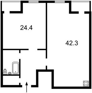 Квартира B-91496, Зверинецкая, 47, Киев - Фото 5