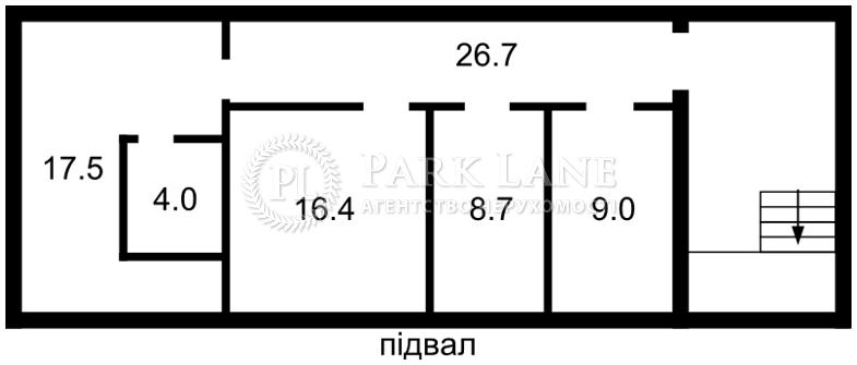 Нежилое помещение, Гавела Вацлава бульв. (Лепсе Ивана), Киев, B-91765 - Фото 1