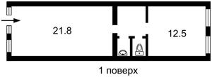Нежилое помещение, J-19283, Бассейная, Киев - Фото 3