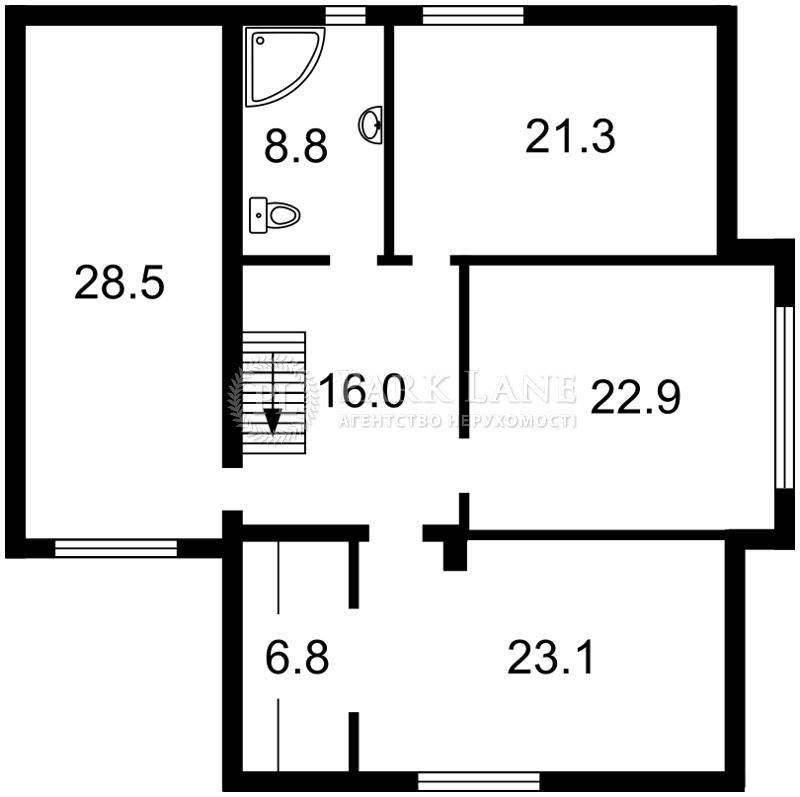 Дом Горенка, L-23014 - Фото 3