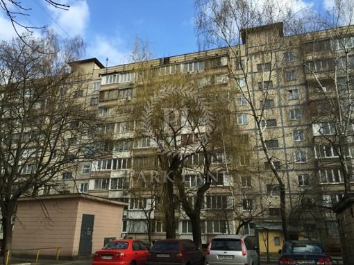 Квартира Златопольская, 4к, Киев, Z-389409 - Фото