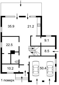 Дом K-22318, Романков - Фото 1