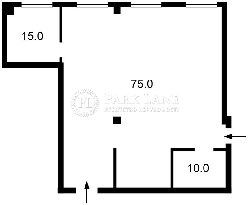 Нежилое помещение, Лобановского просп. (Краснозвездный просп.), Киев, X-24453 - Фото 2