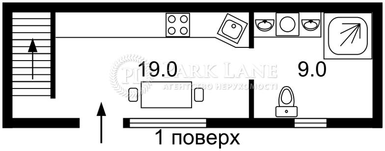 Будинок Вільшанський пров., Київ, Z-1135976 - Фото 2