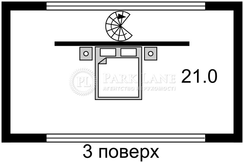 Будинок Вільшанський пров., Київ, Z-1135976 - Фото 4
