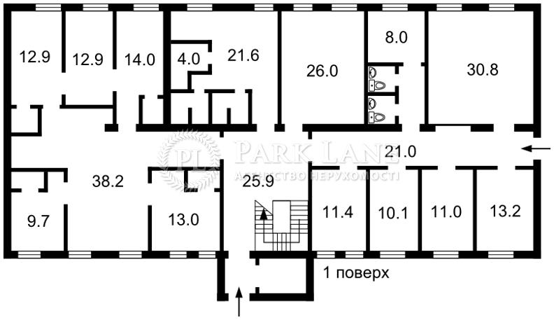 Нежитлове приміщення, I-24091, Лісна, Зазим'я - Фото 2