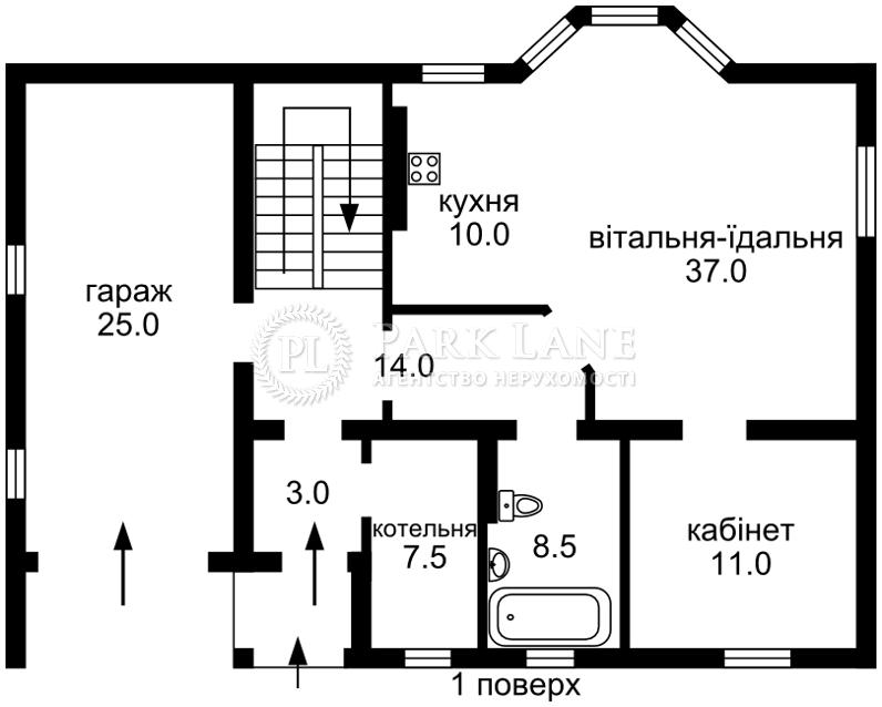 Будинок Петрівське (Бориспільський), L-23095 - Фото 2