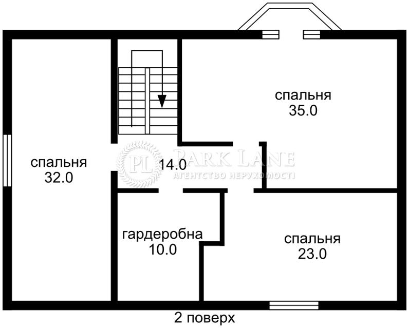 Будинок Петрівське (Бориспільський), L-23095 - Фото 3