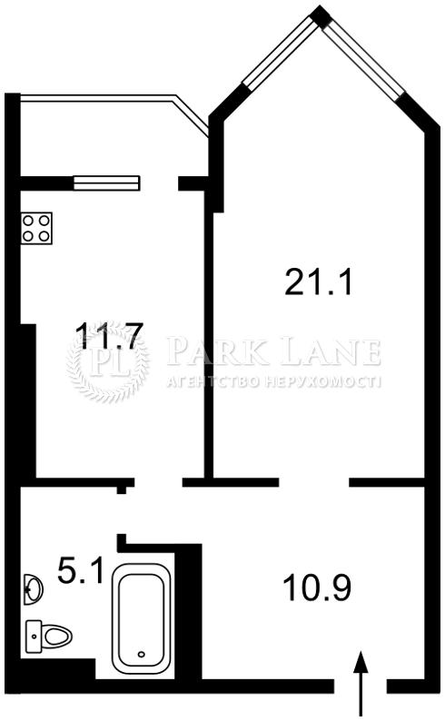 Квартира ул. Соломенская, 15а, Киев, H-31792 - Фото 2