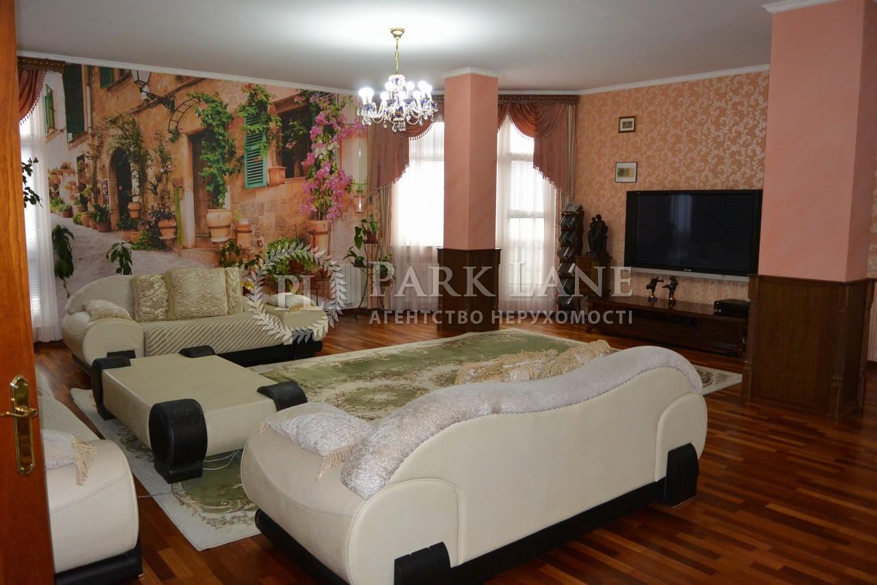 Квартира ул. Бульварно-Кудрявская (Воровского) , 36, Киев, X-31351 - Фото 4