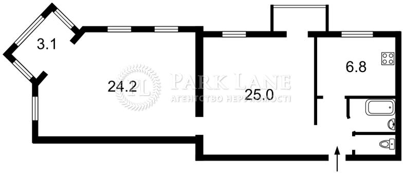 Квартира B-92094, Эспланадная, 2, Киев - Фото 4