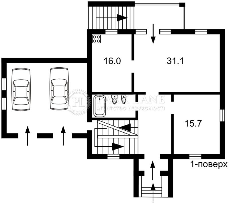Дом L-23172, Рожевка - Фото 3
