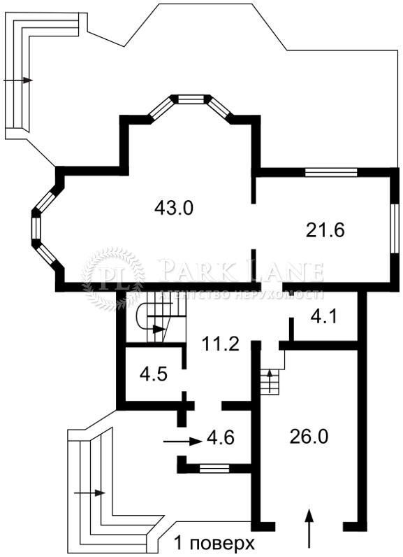 Дом Вишенки, X-10162 - Фото 1