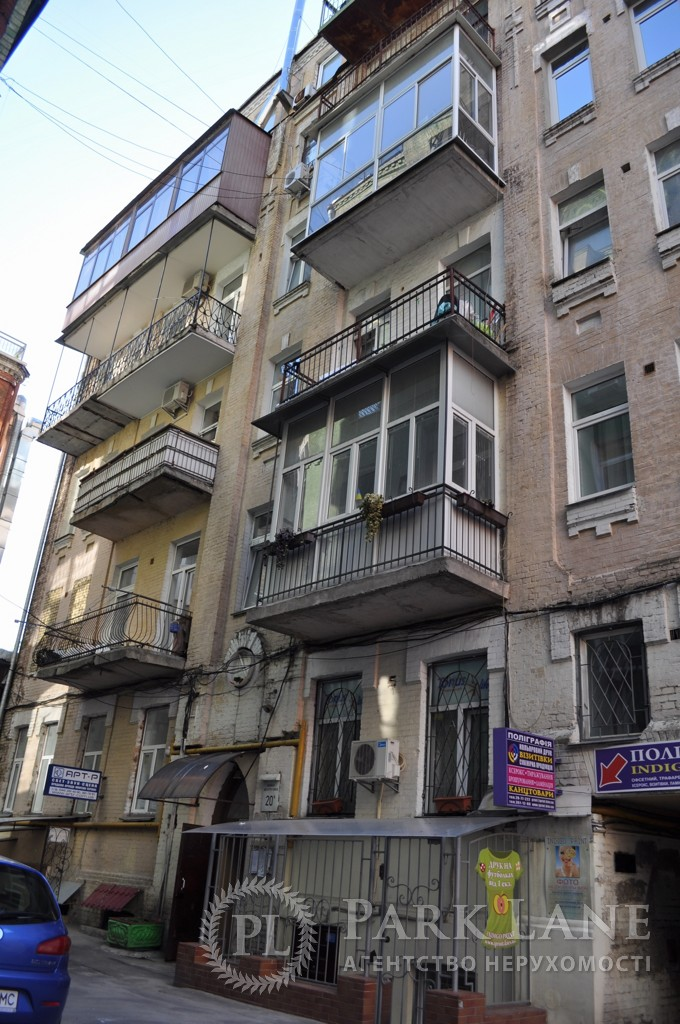 Квартира вул. Шота Руставелі, 20б, Київ, C-94434 - Фото 14