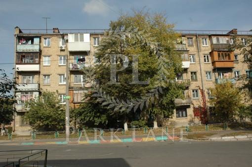 Квартира Попова Александра, 4/2, Киев, I-33625 - Фото