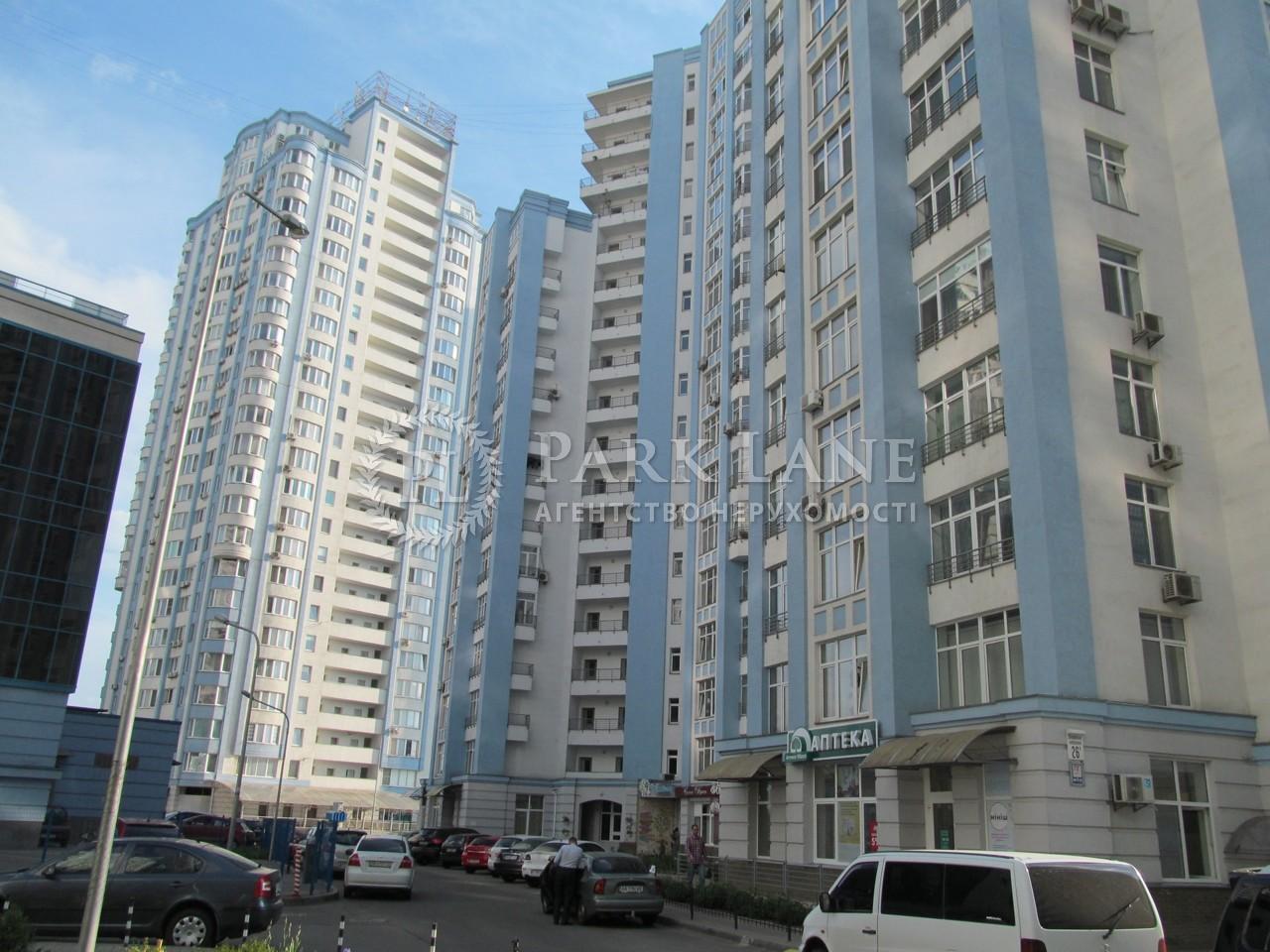 Квартира ул. Днепровская наб., 26г, Киев, Z-540177 - Фото 1