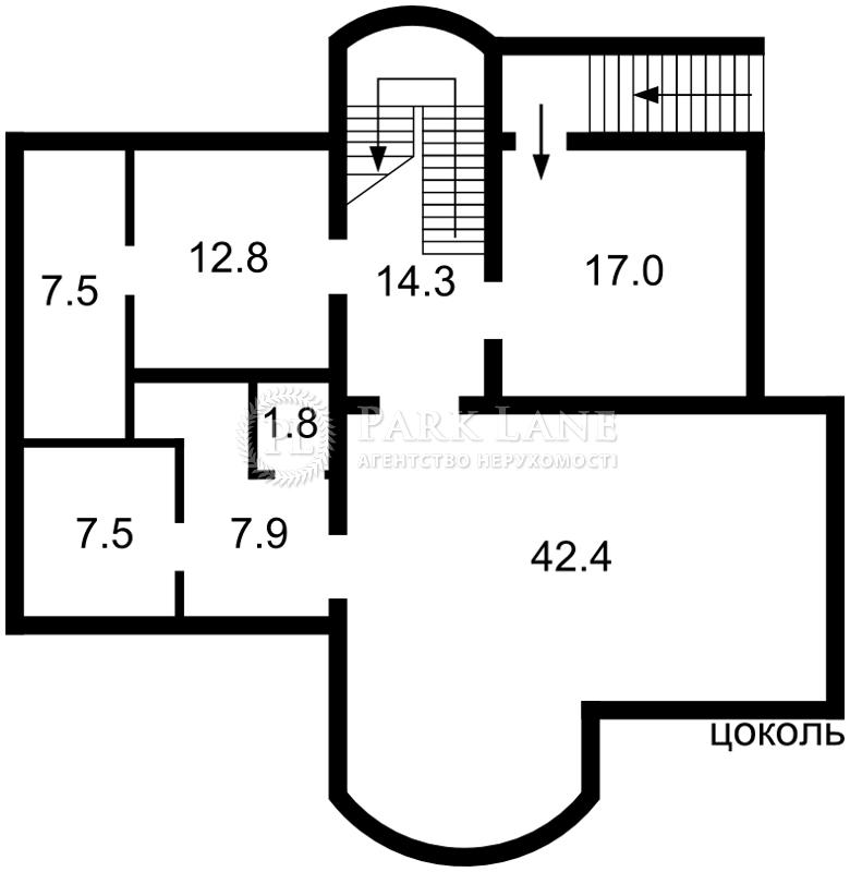 Дом Козин (Конча-Заспа), B-92183 - Фото 1
