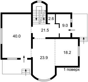 Дом B-92183, Козин (Конча-Заспа) - Фото 6