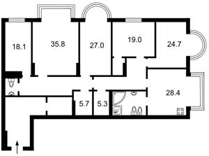 Квартира J-22062, Институтская, 18а, Киев - Фото 4